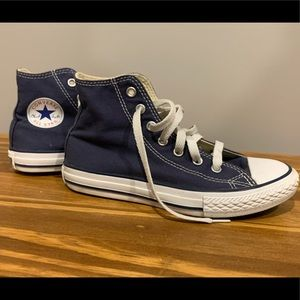 Pair of Converse All Star Chuck Taylor High Tops